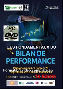 Dvd Coaching - Fondamentaux Du Bilan De Performance : 1h 02 Min