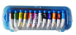 Tubes gouache couleurs primaires Giotto