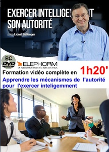 Dvd Coaching - Exercer Intelligemment Son Autorité : 1h 20 Min