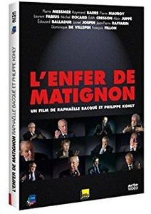DVD DOCUMENTAIRE - L'ENFER DE MATIGNON (208 min) - 2 DVD