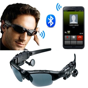 Lunette De Soleil Radio Bluetooth Avec Micro & MP3