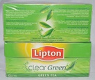 Lipton Clear Green Tea 25 sachets