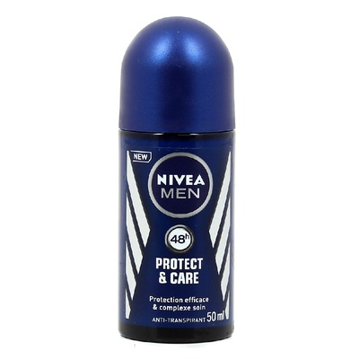 NIVEA DEO  ROLL-ON Protect & Care Masculin 50ml