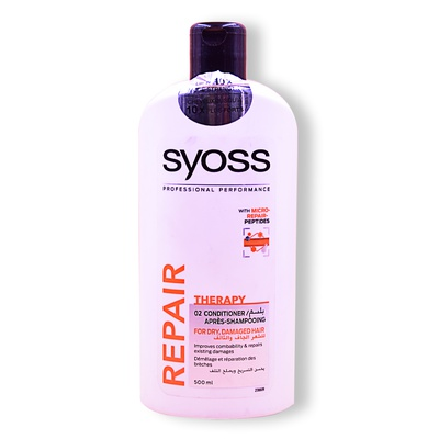 APRES-SHAMPOOING SYOSS REPAIR 500ML