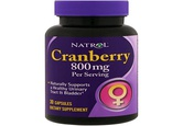 Natrol, Cranberry, 800 mg