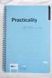 Cahiers de note en spirale Practicality, B5, 100 pages