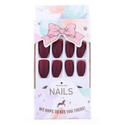 Faux ongles 24 pcs