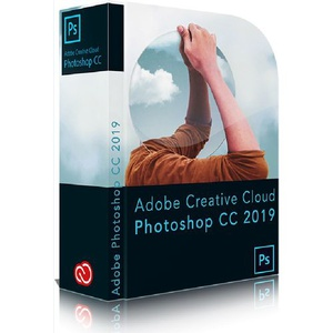 DVD Logiciel Adobe Photoshop 2019 - Version 20.0.4.26077 [Win x64 Multi - Français