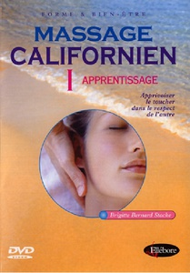 DVD Vidéo - Massage Californien : Apprentissage : 62 min