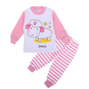 Ensemble Pyjama Rose Sheep Taille 110