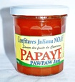 Confiture papaye bio nature 370g