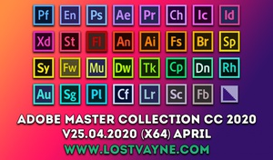 ADOBE MASTER COLLECTION CC 2020 [WIN X64 MULTI-LANGUE -ACTIVÉ]