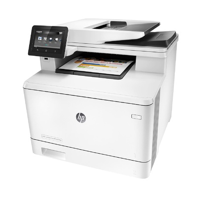 IMPRIMANTE HP COLOR LASERJET MFP 477 fdn