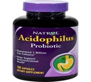 Natrol Acidophilus Probiotic -- 100 mg