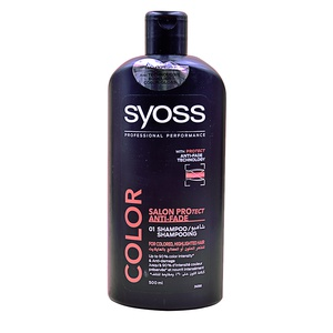 SYOSS SHAMPOOING COLOR 500ML