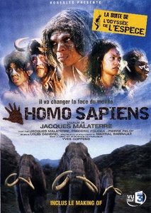 DVD DOCUMENTAIRE - LES HOMO SAPIENS (90 min)