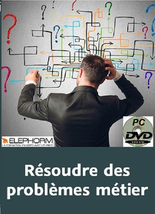 DVD Coaching - RESOUDRE LES PROBLEMES METIERS - 1h 24 min