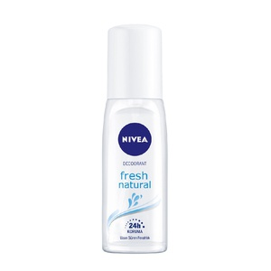 NIVEA DEO SPRAY FRESH NATURAL 50ml