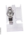 Montre Sheen Casio en argent.