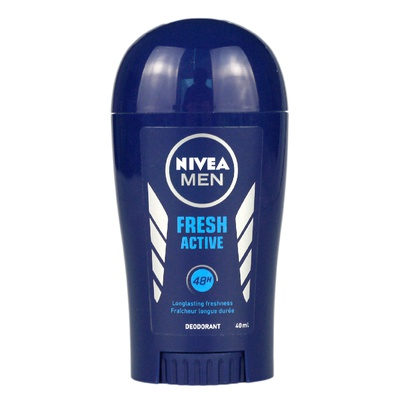 NIVEA DEO FRESH ACTIVE MASCULIN 40ml