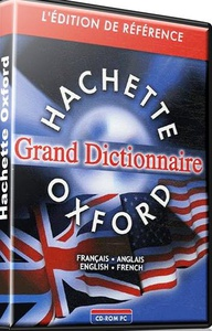 DVD Multimédia - GRAND DICTIONNAIRE HACHETTE OXFORD