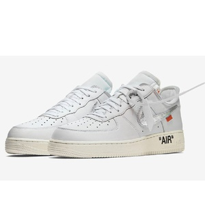 CHAUSSURE  NIKE AIR FORCE LOW WHITE