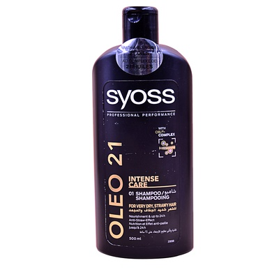 SYOSS SHAMPOOING OLEO INTENSE 500ML
