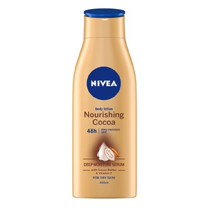 NIVEA COCOA BODY LOTION 400ml