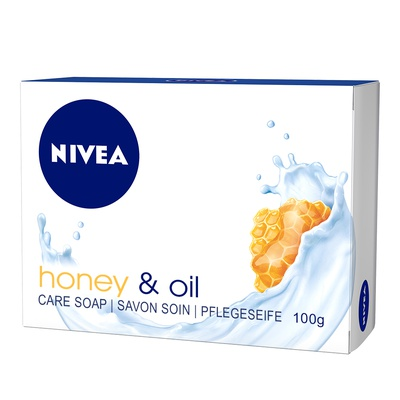 NIVEA SAVON HONEY & OIL 100g