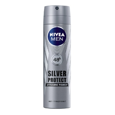 NIVEA DEO SPRAY SILVER PROTECT 200ml
