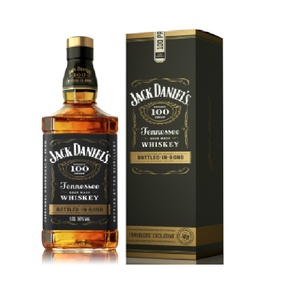 Jack Daniels In Bond 100 Proof 1L