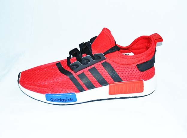 new concept de495 56989 Chaussure tennis homme Adidas en polyester