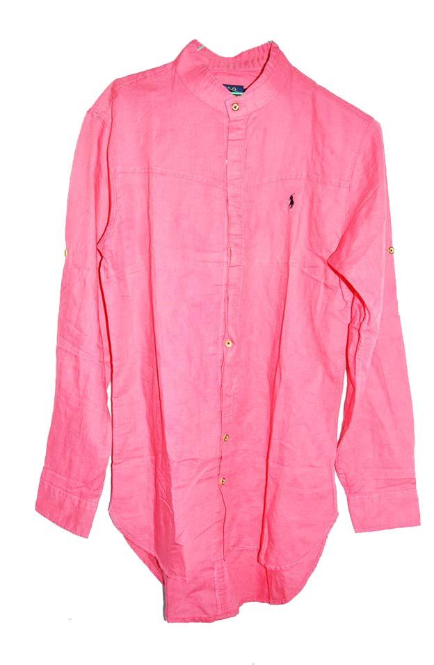 ShoppingList   Chemise robe Materazi rose Ralph Lauren (Men Shirts) e27428550476