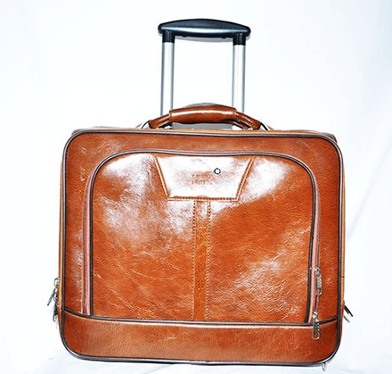 ShoppingList   Sac de voyage en cuir (Unclassified Product Item) fb25d8b554c