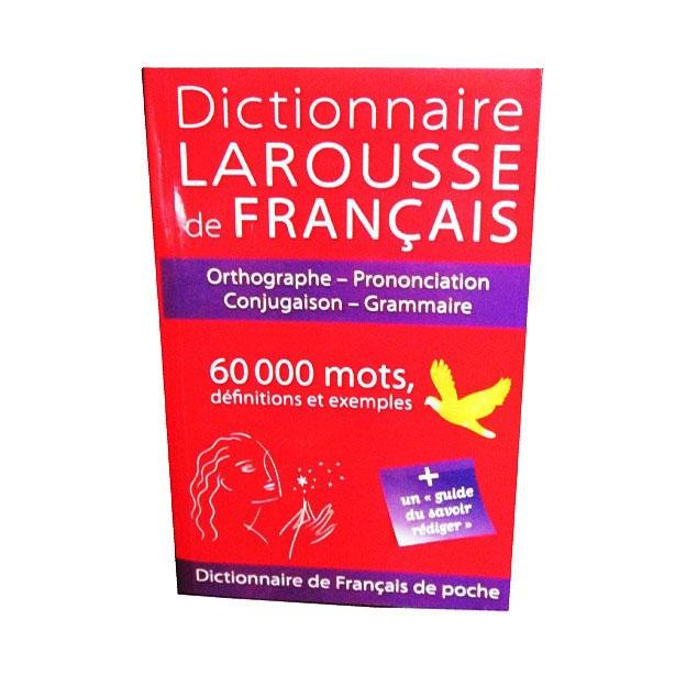 ShoppingList   Dictionnaire Larousse de français orthographe ...
