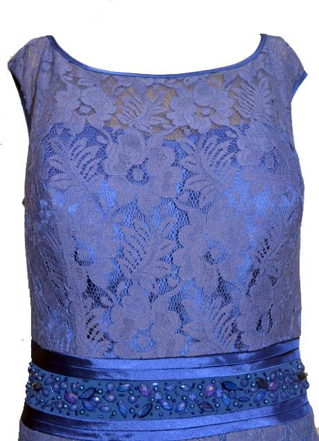 ShoppingList   Ensemble Dame en dentelle et mousseline, bleu nuit ... d9e98b9fbcd
