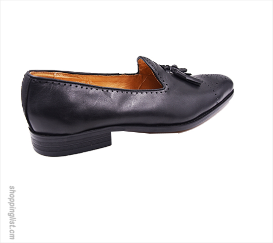 De SlipperEn Cuir Marque Chaussure Homme Noir Westbury Ville tQrBoCxshd